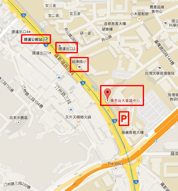 點擊圖片,可連至互動式 Google Maps。